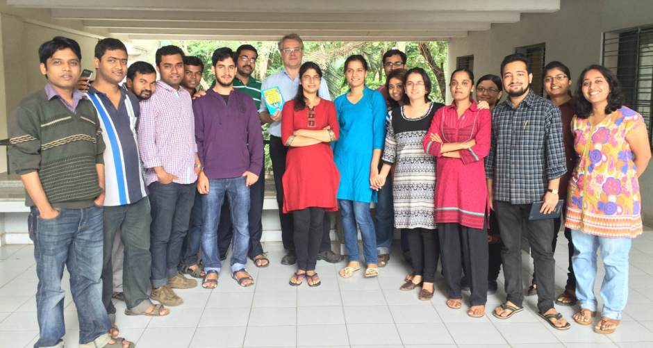 Prof S  Umapathy's Research Group
